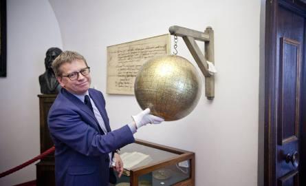 Prof. Krzysztof Stopka, historyk, trzeci dyrektor Muzeum Uniwersytetu Jagiellońskiego