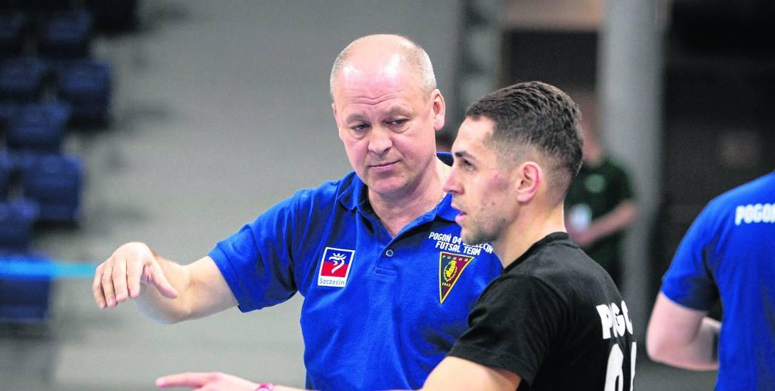 Roman Smirnow dopiero rozpoczął pracę w Szczecinie, ale już wie, że misja utrzymania zespołu w elicie nie będzie taka prosta