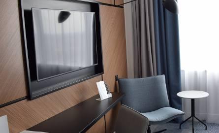 Odnowione pokoje w standardzie Courtyard by Marriott