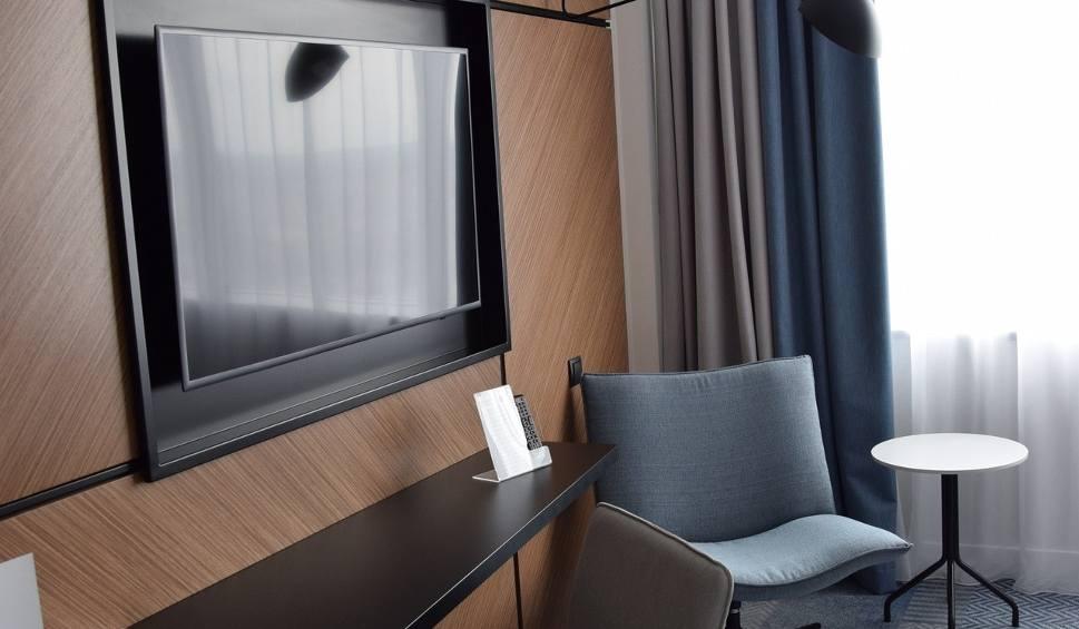 Film do artykułu: W Katowicach powstaje Courtyard by Marriott. Zajrzeliśmy do wnętrz hotelu ZDJĘCIA