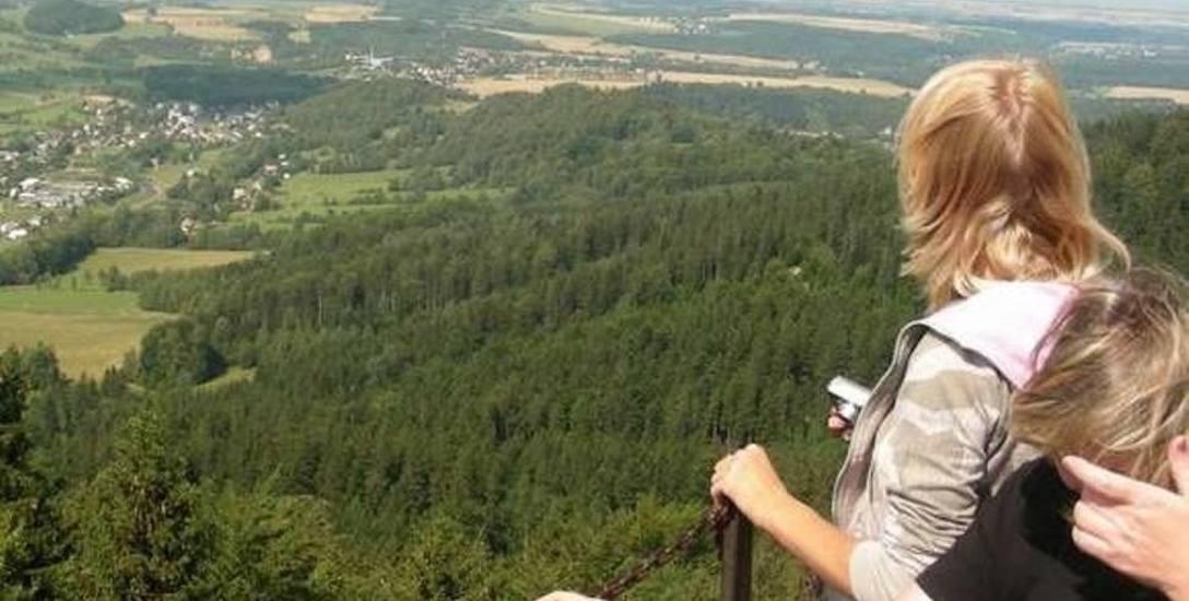 Dolina Białej Głuchołaskiej.