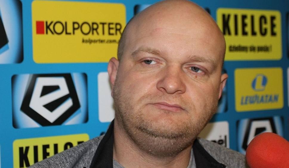 Film do artykułu: Bartoszek, trener Korony: - Po meczu z Piastem było duże zdenerwowanie