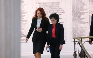 Agnieszka Kaczmarska - twarz Sejmu, jakiej jeszcze nie było. Kim jest szefowa kancelarii Sejmu? [SYLWETKA]
