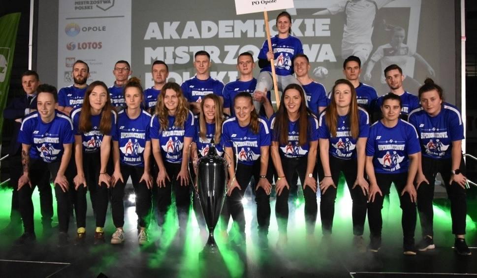 Film do artykułu: Akademickie Mistrzostwa Polski w futsalu rozgrywane w Opolu oficjalnie otwarte. Będzie się działo!