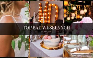 TOP Najpiękniejszych sal weselnych na Pomorzu! Gdzie urządzić wesele? Sale, hotele, restauracje [ZDJĘCIA]