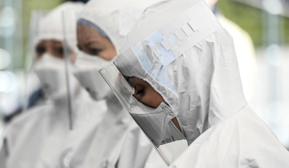 Film do artykułu: Koronawirus. Informacje, komunikaty, wydarzenia z Podkarpacia. Raport w sprawie epidemii [23.10]