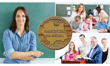 NAUCZYCIEL ROKU | Głosuj na nauczycieli i szkoły na medal