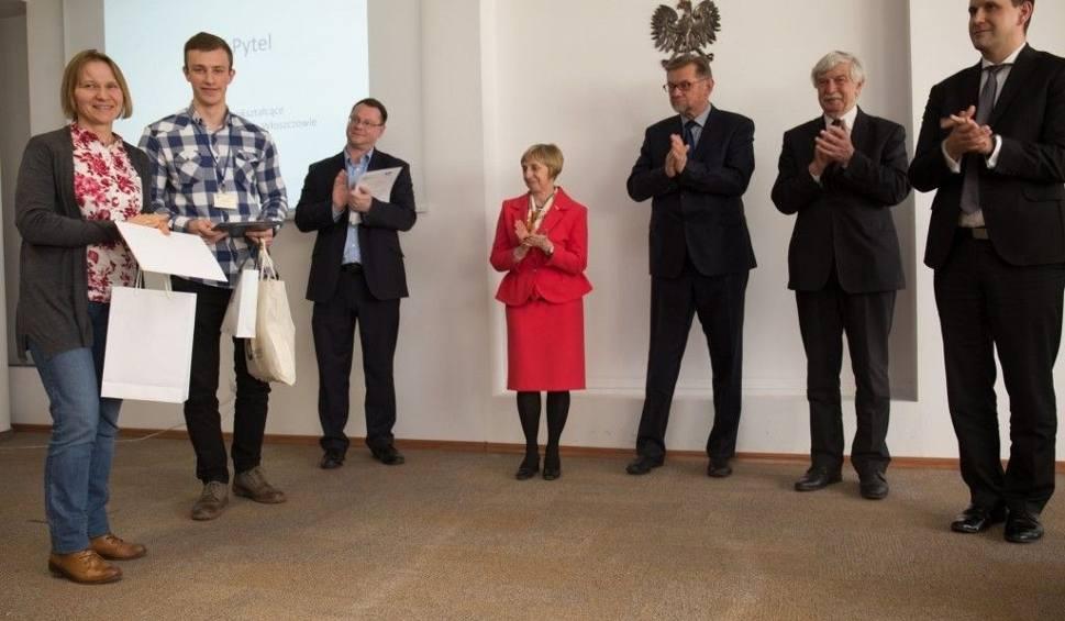 Film do artykułu: Kamil Pytel został laureatem I Olimpiady Statystycznej