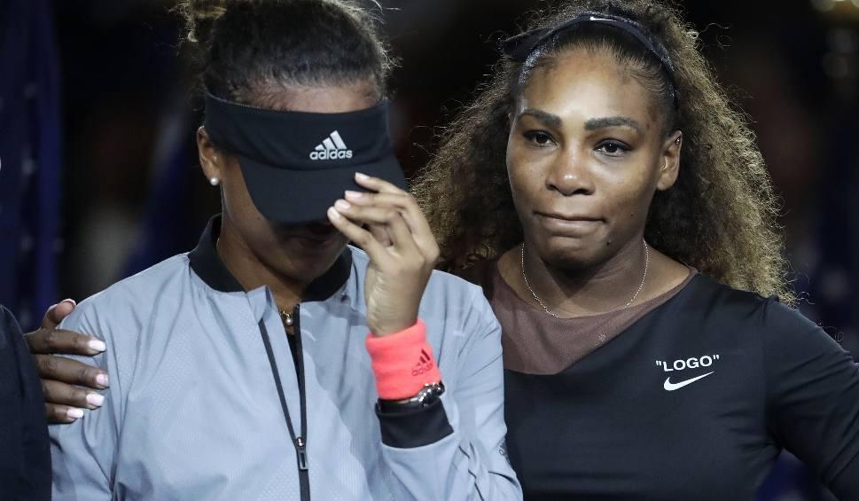 Film do artykułu: US Open. Toksyczny związek Sereny Williams z kortami w Nowym Jorku. Amerykanka zepsuła swoim zachowaniem wielki dzień Japonce Naomi Osace