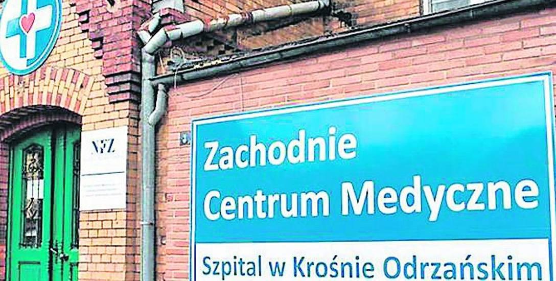 Duże oddziały szpitalne działają na razie tylko w Krośnie Odrzańskim. A co z Gubinem?