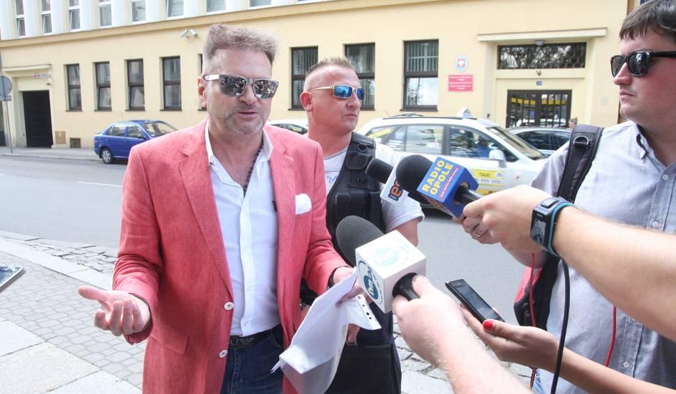 Film do artykułu: Krzysztof Rutkowski przesłuchany w prokuraturze w Opolu