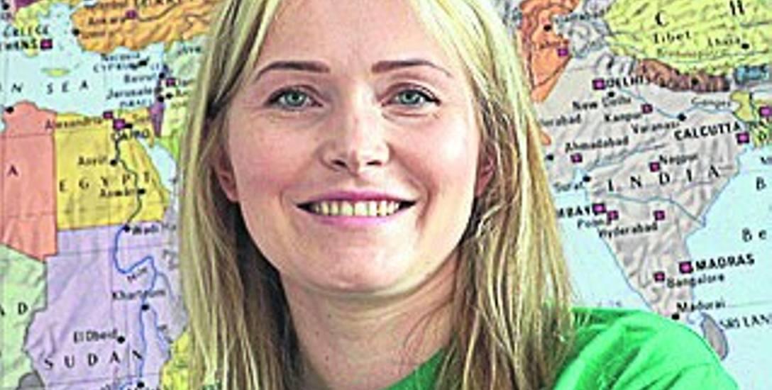 Alicja Laszuk założyła stowarzyszenie GEO Gorzów
