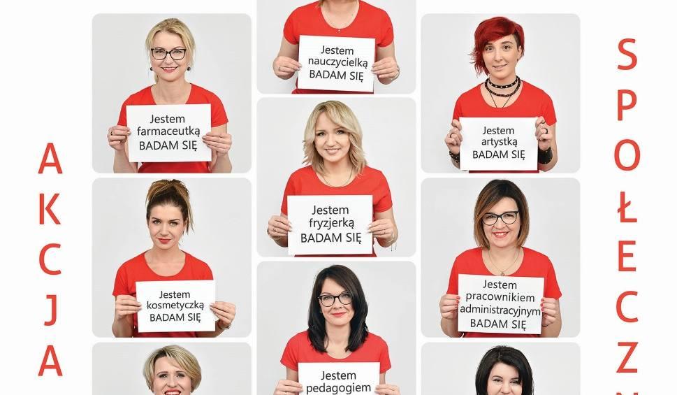 Film do artykułu: Ostrowieckie kobiety namawiają kobiety - badajcie się. Rusza akcja społeczna [ZOBACZ ZDJĘCIA]