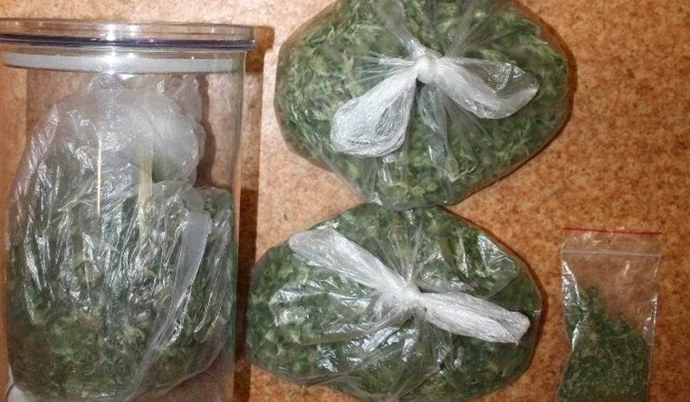 Film do artykułu: Ukrył 3,5 kilograma narkotyków w mieszkaniu i garażu