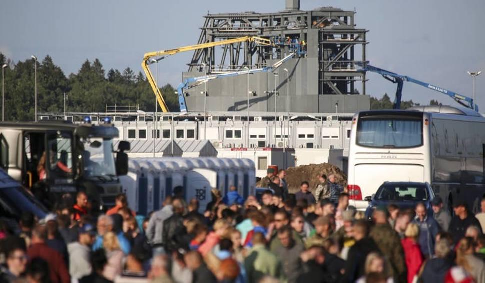 Film do artykułu: Opóźnienie budowy tarczy antyrakietowej w Redzikowie