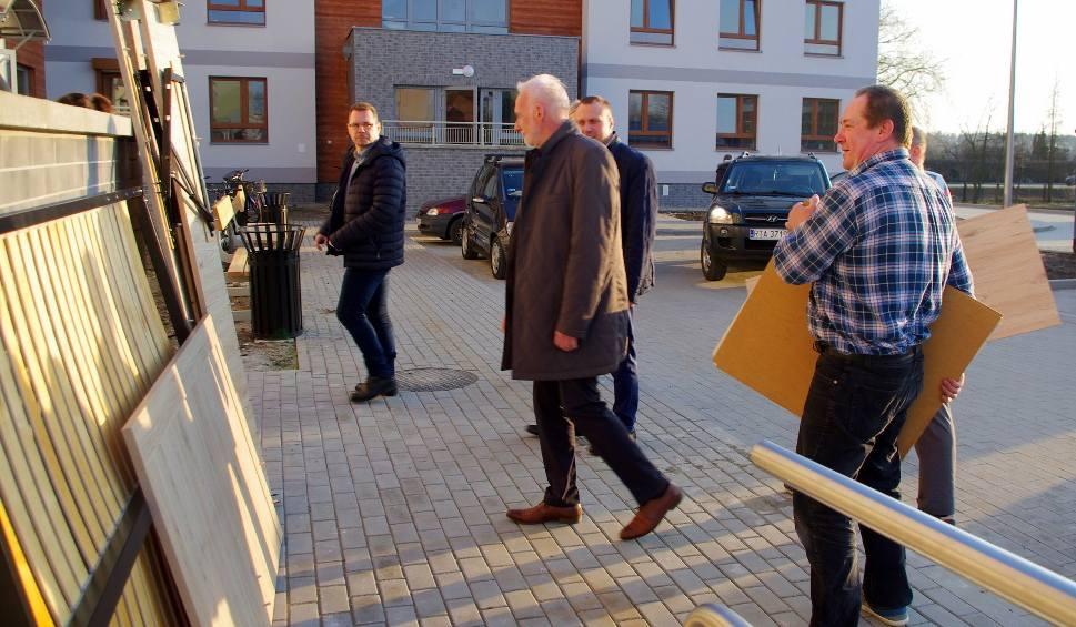 """Film do artykułu: """"Koniec farsy. Wreszcie na swoim"""". 44 rodziny cieszą się z mieszkań w Tarnobrzegu [ZDJĘCIA]"""