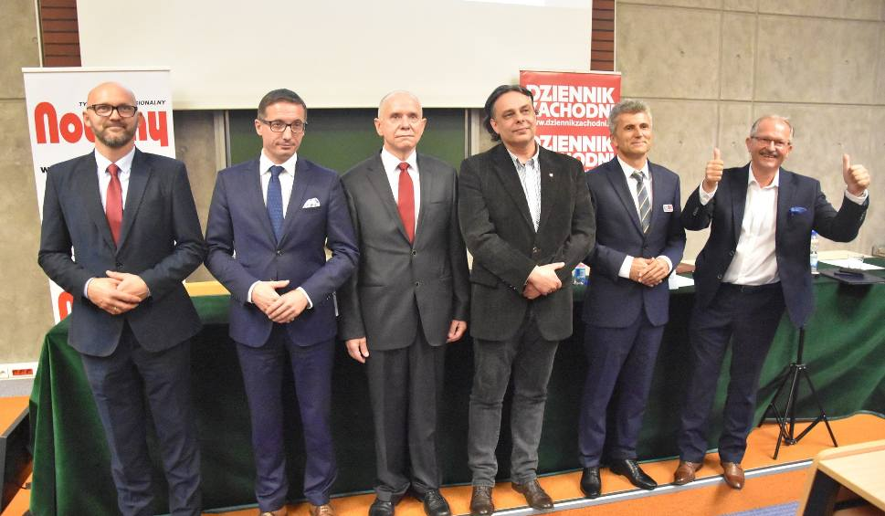 Film do artykułu: Debata kandydatów na prezydenta Rybnika - filmowy skrót debaty WIDEO i ZDJĘCIA