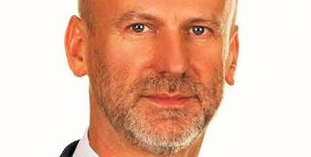 Krzysztof Bagiński, w latach 2010 - 2018 był burmistrzem Białogardu
