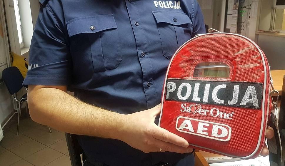 Film do artykułu: 29-latek chciał ukraść defibrylator z ratusza i szpitala w Zielonej Górze. Został zatrzymany przez policję