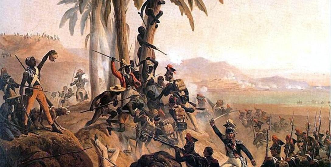 Polscy legioniści na Haiti. Jak nasi pacyfikowali powstanie niewolników na Santo Domingo