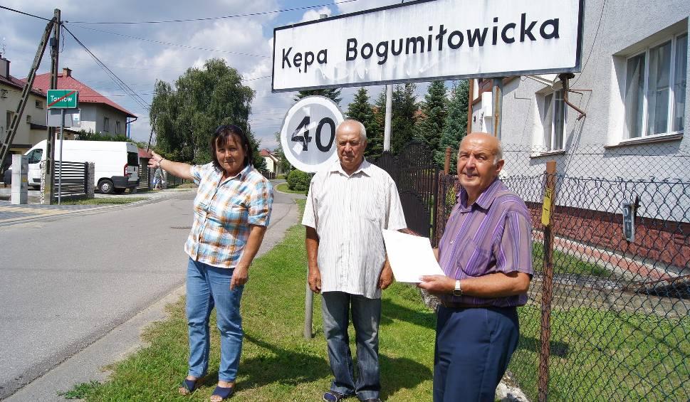 Film do artykułu: Mieszkańcy Kępy chcieli przyłączenia do Tarnowa, teraz niektórzy się wzbraniają