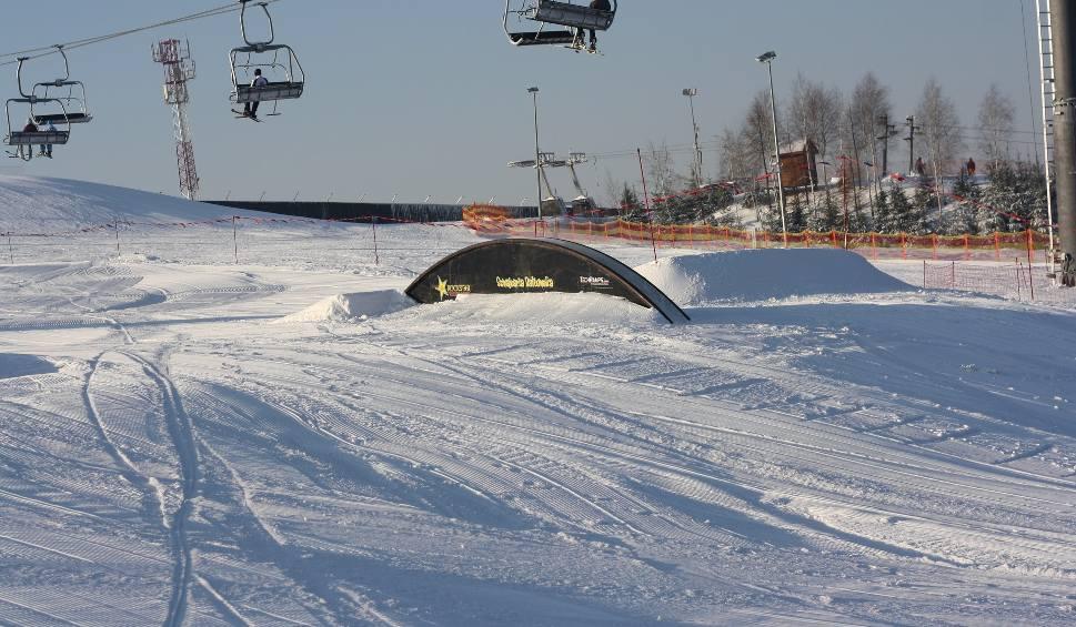 Film do artykułu: W Bałtowie ruszył Snow Park [ZOBACZ ZDJĘCIA]