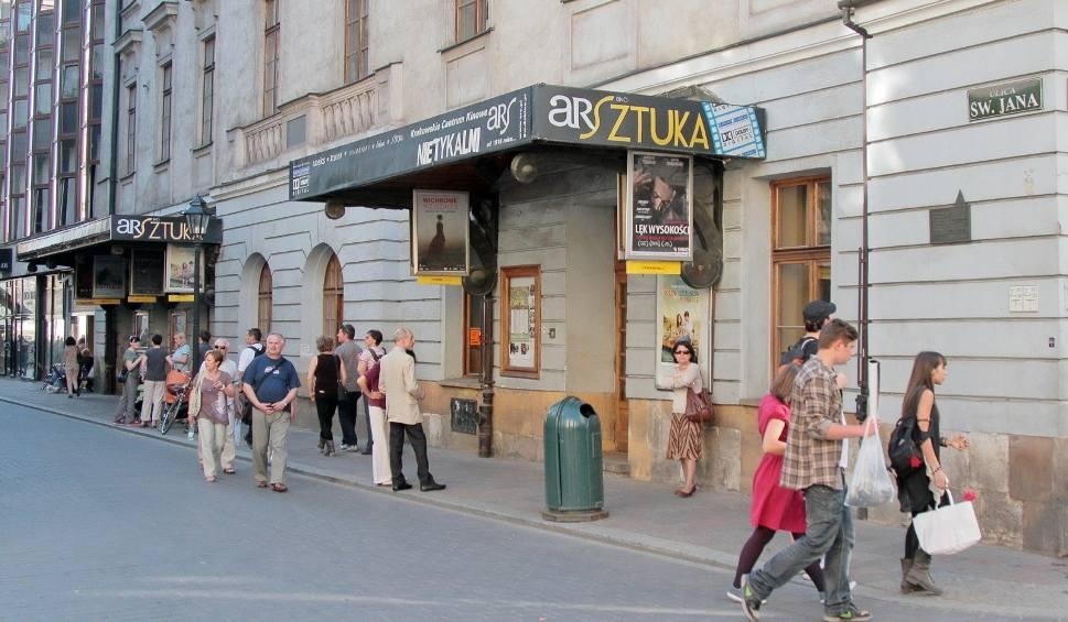 Film do artykułu: Kino ARS, jedno z najpopularniejszych kin w Krakowie, zostaje zamknięte. Ale być może pojawi się w nowej lokalizacji! [ARCHIWALNE ZDJĘCIA]