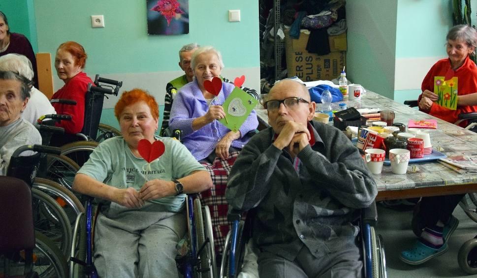 Film do artykułu: Dzień Babci i Dziadka w ZOL Szpitala Miejskiego w Miastku (wideo, zdjęcia)