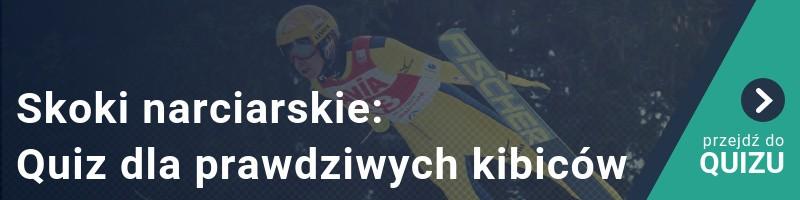 Skoki narciarskie: Quiz dla prawdziwych kibiców