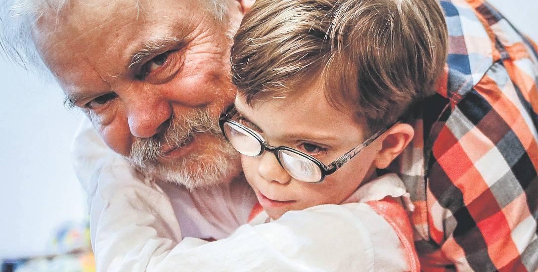 Przyszłość Sandry, dziecka do pokochania od zaraz