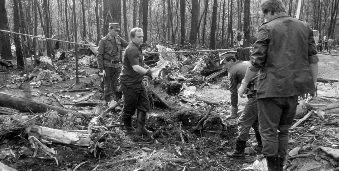 30. rocznica największej w Polsce katastrofy lotniczej