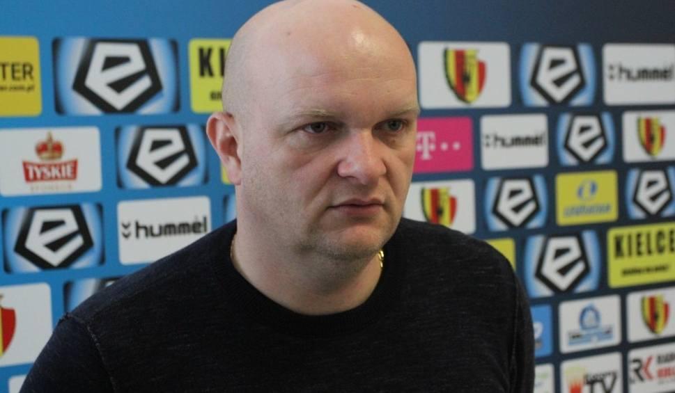 Film do artykułu: Bartoszek, trener Korony: - Mam dylemat z bramkarzem