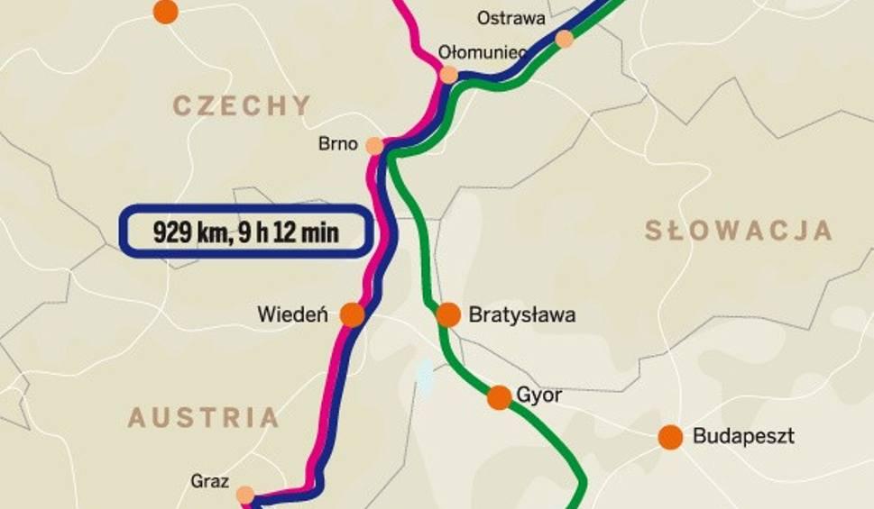 Z Wrocławia Do Chorwacji Jak Najlepiej Dojechać Mapa Trasy