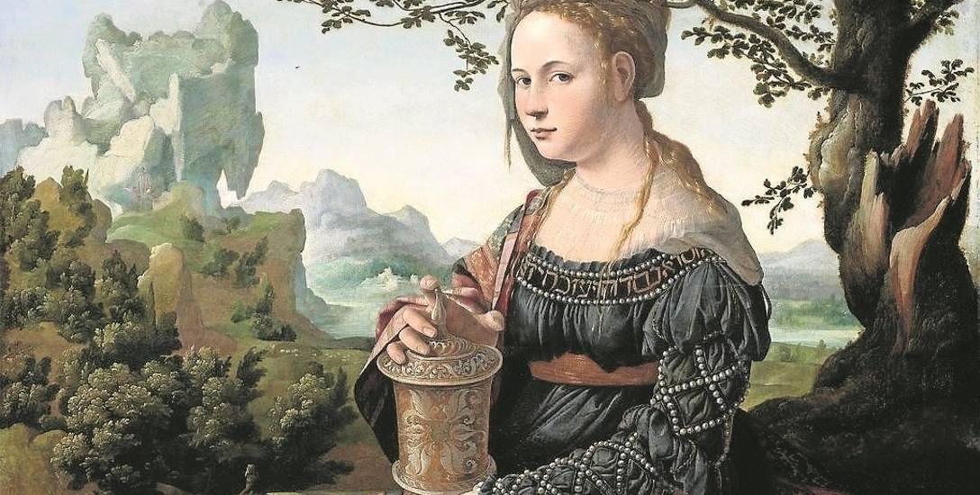 Jan van Scorel; Maria Magdalena (Rijksmuseum Amsterdam)