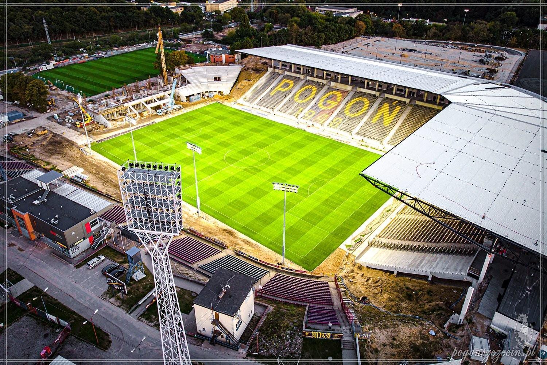 Stadiony w budowie w Polsce. Gdzie powstają nowe obiekty?