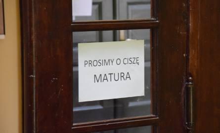 Maturzystka z Gorlic podeszła do tej matury jako jedyna w kraju