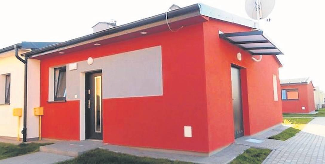 Tak wygląda nowy budynek socjalny przy ul. Józefa Wybickiego w Darłowie