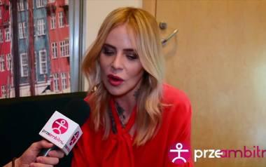 Maja Sablewska: Byłam brzydulą z aparatem na zębach