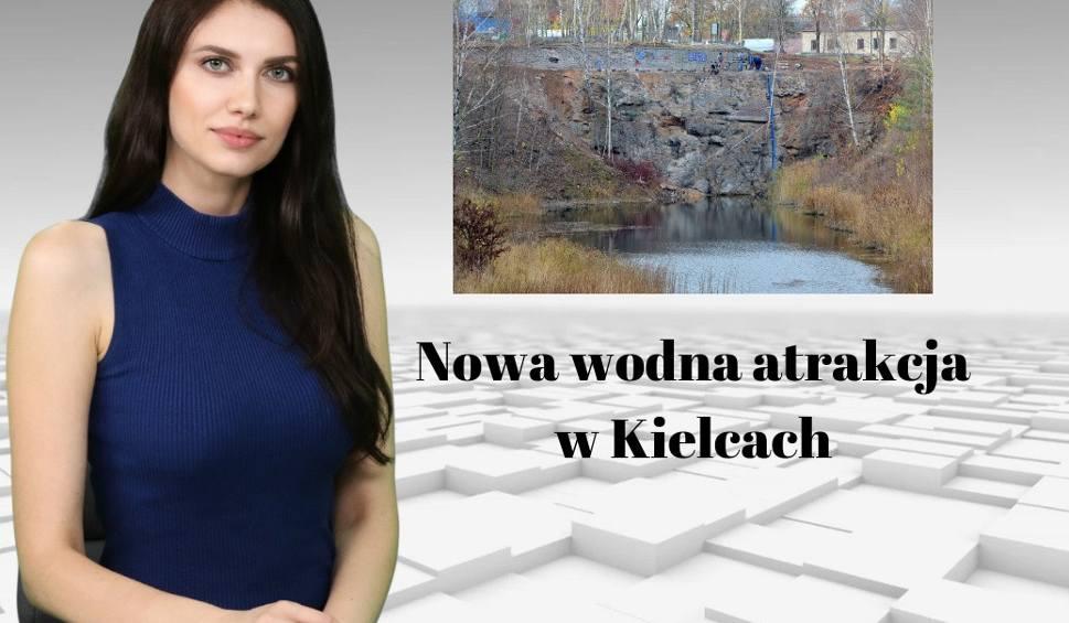 Film do artykułu: WIADOMOŚCI ECHA DNIA. Nowa wodna atrakcja w Kielcach