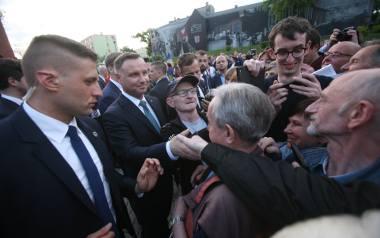 Prezydent Duda na Śląsku: powstania śląskie i wybory do PE
