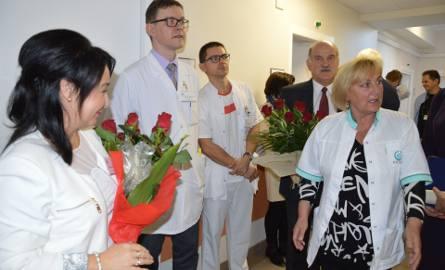 Uroczyste otwarcie oddziału neurologicznego z pododdziałem udarowym w Świebodzinie