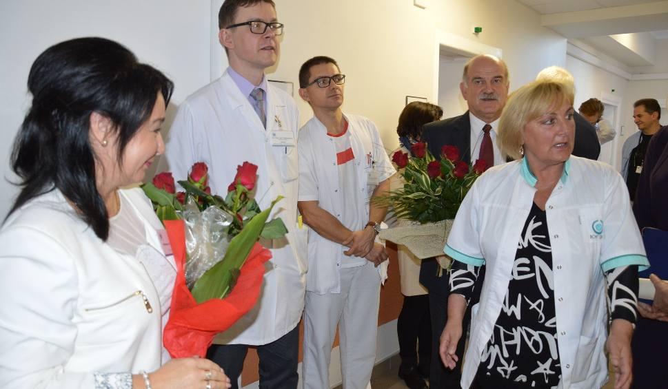 Film do artykułu: Świebodzin. Wielkie otwarcie nowego oddziału w szpitalu [ZDJĘCIA, WIDEO]