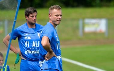 Dariusz Liana, trener Karpat Krosno: Chcemy zrobić kolejny progres
