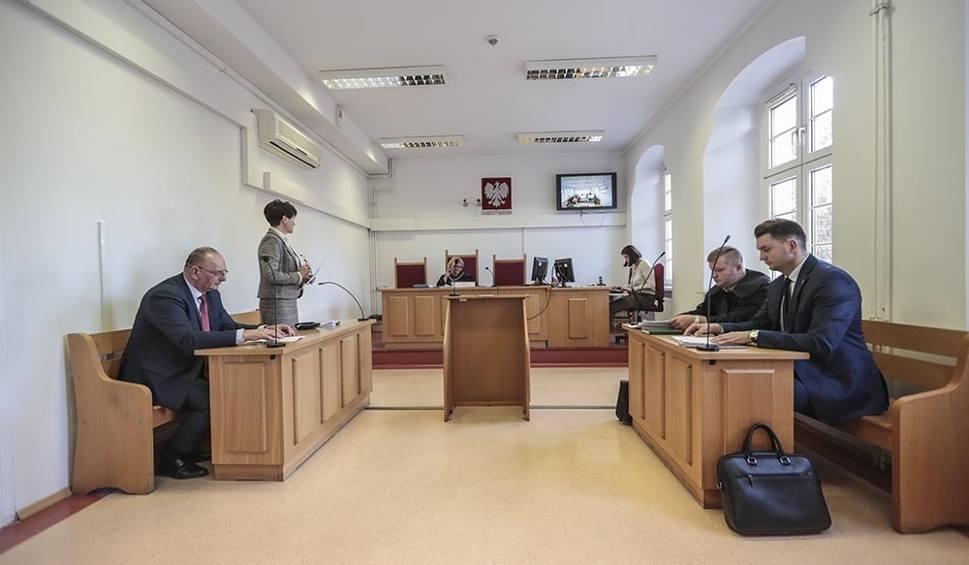 Film do artykułu: Wybory samorządowe 2018. Łukasz Mejza przegrał proces w trybie wyborczym. Ma sprostować nieprawdziwe informacje na temat składowiska odpadów