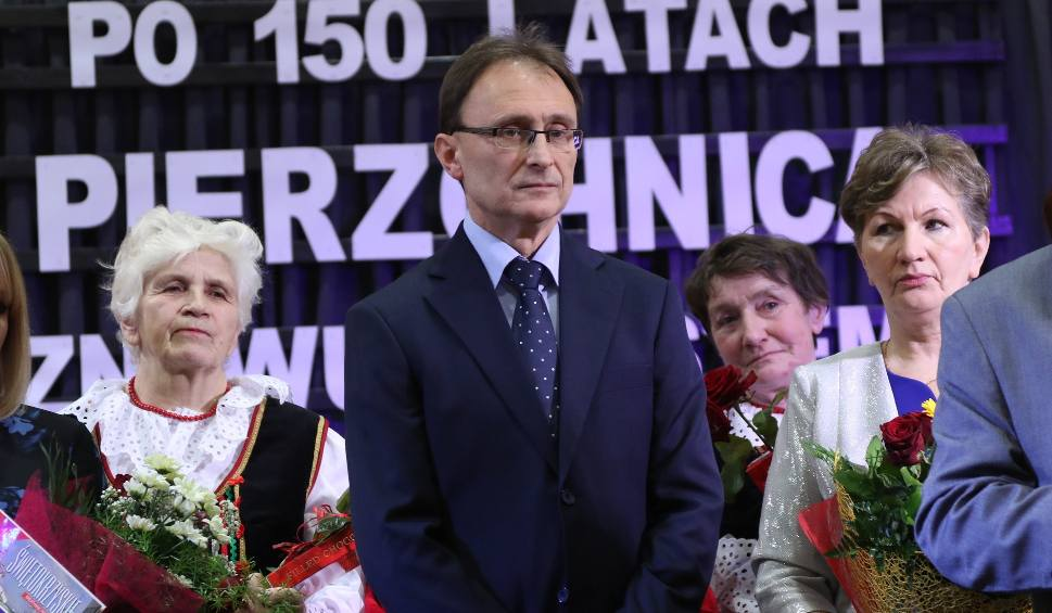 Film do artykułu: Człowiek Roku Pierzchnicy. Został nim Zbigniew Hołody [ZDJĘCIA]