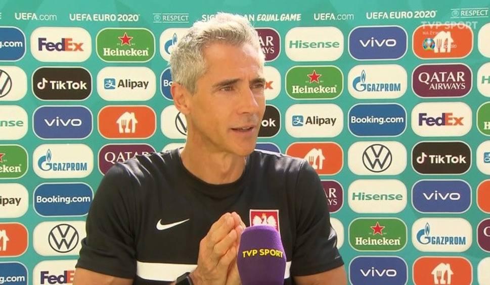Film do artykułu: Euro 2020: Paulo Sousa: Już z Hiszpanią poprawiliśmy szybkość naszej gry [WIDEO]