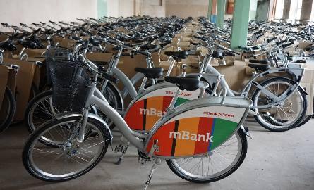 Rower publiczny, zwany też rowerem miejskim został zgłoszony trzy lata temu jako projekt budżetu obywatelskiego.