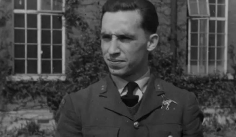 Film do artykułu: Polski pilot będzie jedną z twarzy obchodów stulecia RAF!
