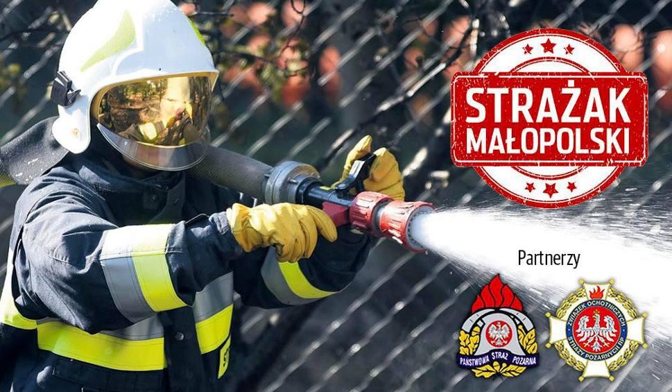 Film do artykułu: STRAŻAK MAŁOPOLSKI 2018 | Zagłosuj na strażaków zawodowych i ochotników, jednostki OSP i młodzieżowe drużyny pożarnicze
