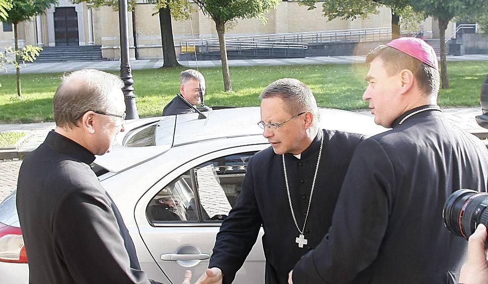Film do artykułu: Ingres biskupa Grzegorza Rysia 4 listopada